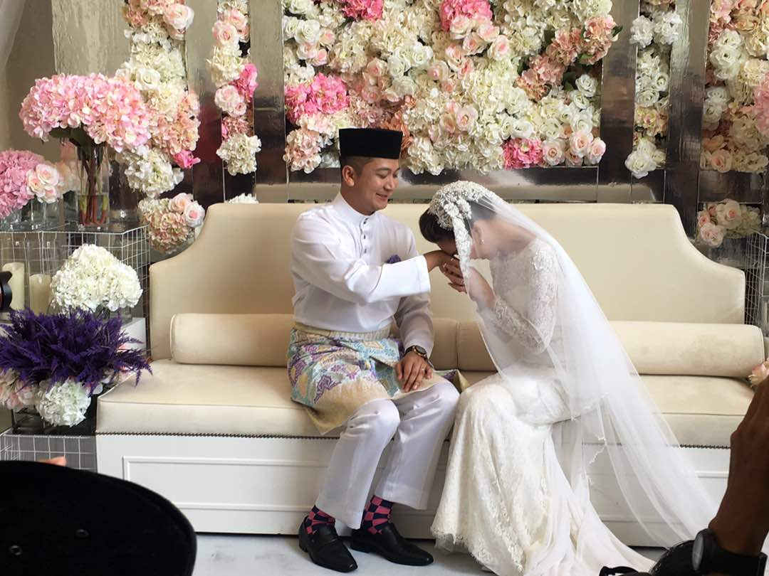 Siti saleha, kahwin