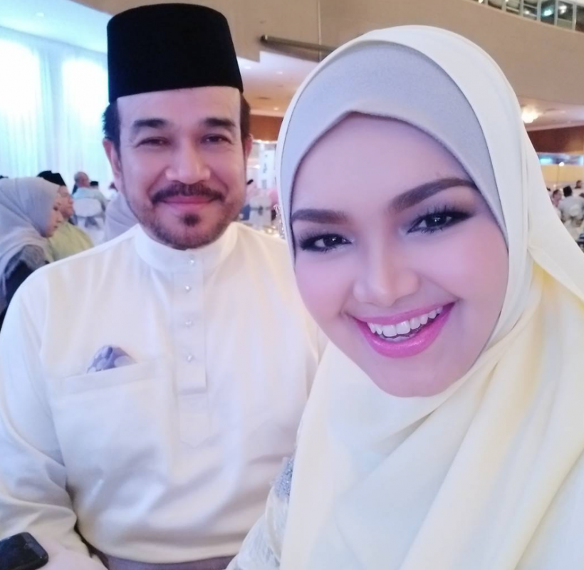 Tahniah, Siti Nurhaliza, hamil