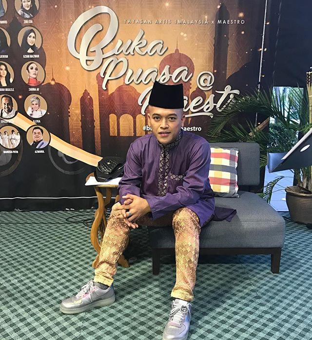Aesar Mustafa, malaysia idol, pondan