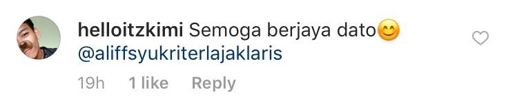 Dato Aliff Syukri, terlajak laris, aliff syukri