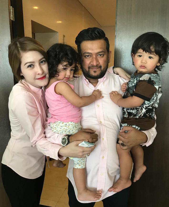Eina Azman Bidas Kenyataan Netizen Mengenai Suami Media Hiburan