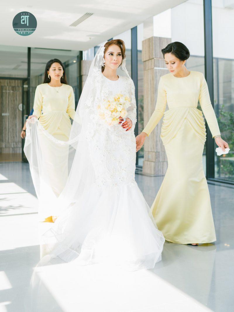 11 Baju Kahwin Selebriti, Mana Paling Vass? - Media Hiburan