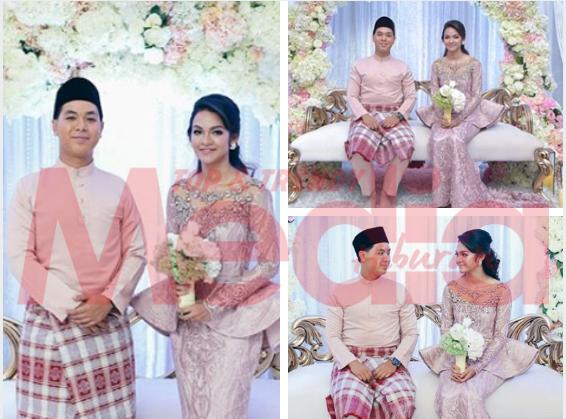 amyra rosli wedding