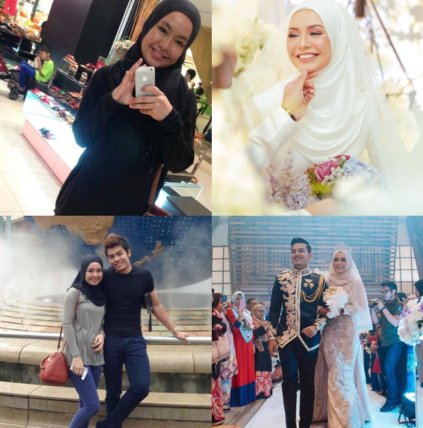 Alamak Hafiz Mahamad Throwback Gambar Isteri Pernah Dikutuk Gara
