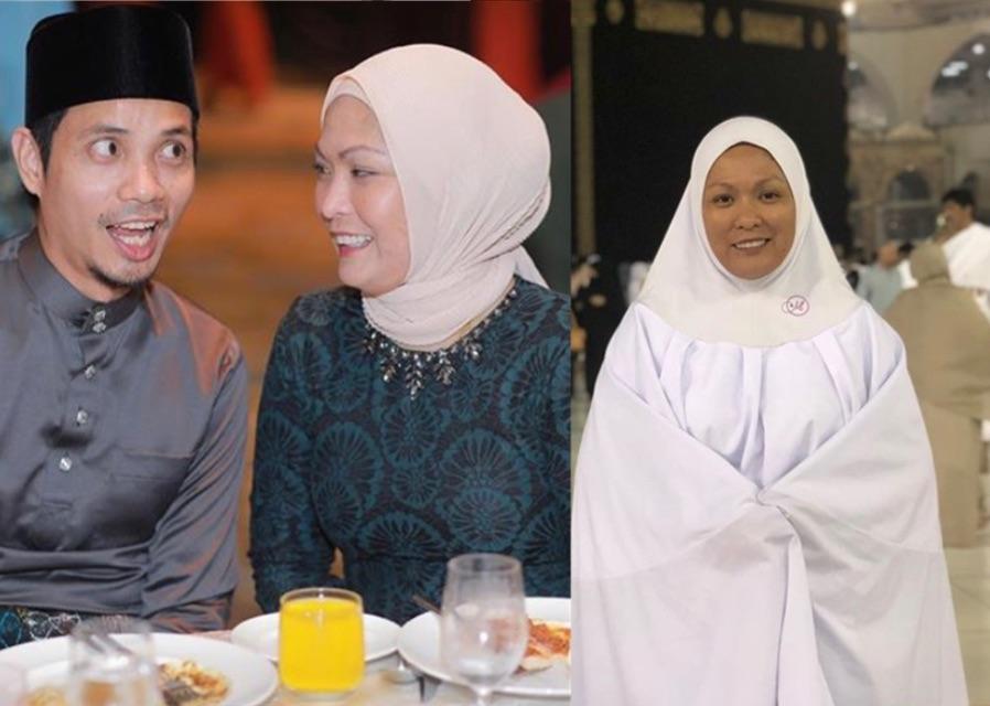 Dia Salah Dan Dah Mengaku Pun Tapi Jangan Isteri Mark Adam Selar Netizen Sherry Al Hadad Akui Manusia Tak Lari Dari Kesilapan Media Hiburan